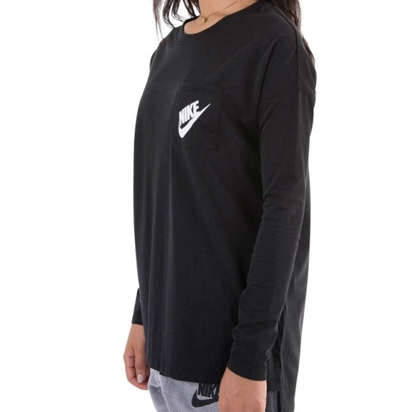 b1545b442 Nike Tops | Signal Womens Long Sleeve Tshirt | Poshmark